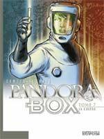Pandora Box T7 : La colère (0), bd chez Dupuis de Alcante, Damour, Usagi