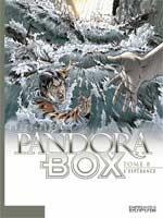 Pandora Box T8 : L'espérance (0), bd chez Dupuis de Alcante, Pagot, Araldi
