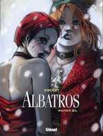 Albatros T2 : Mauvais oeil (0), bd chez Glénat de Vincent