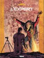 L'expert T3 : L'ombre du Connétable (0), bd chez Glénat de Giroud, Brada, Paul