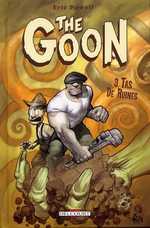 The Goon T3 : Tas de ruines (0), comics chez Delcourt de Powell