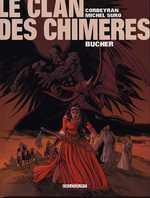 Le clan des chimères T2 : Bucher (0), bd chez Delcourt de Corbeyran, Suro, Hubert