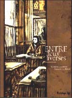Entre deux averses, bd chez Futuropolis de Le Roux, Laurent