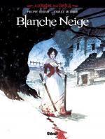 Blanche neige, bd chez Glénat de Bonifay, Meddour, Paitreau