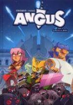 Angus T4 : Aventure au musée (0), bd chez Ankama de Donsimoni, Georges