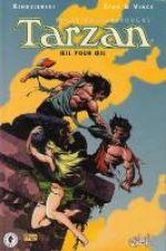 Tarzan T2 : Oeil pour oeil (0), comics chez Soleil de Kindzierski, Stan, Vince, McNamee
