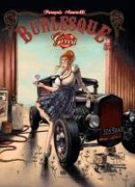 Burlesque Girrrl T2, bd chez Ankama de Amoretti, Nephyla