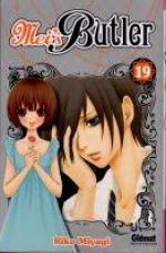 Mei's butler T19, manga chez Glénat de Miyagi