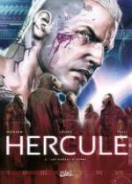 Hercule T2 : Les geôles d'Herne (0), bd chez Soleil de Morvan, Looky, Thill