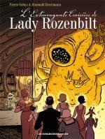 L'Extravagante croisière de Lady Rozenbilt, bd chez Les Humanoïdes Associés de Gabus, Reutimann, Rieu