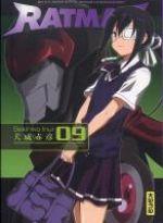 Ratman T9, manga chez Kana de Inui