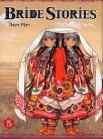 Bride stories T5, manga chez Ki-oon de Mori