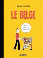 Le Belge, bd chez Delcourt de Kosma, Lecrenier