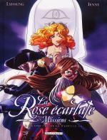 La Rose écarlate - Missions – cycle 1 : Le spectre de la Bastille, T1, bd chez Delcourt de Lyfoung, Jenny, Fleur, Ogaki, Aksonesilp
