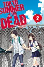 Tokyo summer of the dead T2, manga chez Soleil de Kugura