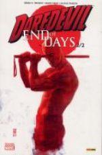 Daredevil - End of days T2, comics chez Panini Comics de Mack, Bendis, Janson, Sienkiewicz, Maleev, Hollingsworth