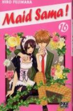 Maid sama ! T16, manga chez Pika de Fujiwara