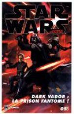 Star Wars (revue) – Comics Magazine, T5 : Boba Fett et Dark Vador (0), comics chez Delcourt de Barlow, Blackman, Alessio, Daxiong, Wilkins