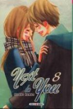 Next to you T8, manga chez Soleil de Namba