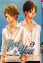 Next to you T9, manga chez Soleil de Namba