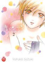 Candy T2, manga chez Taïfu comics de Suzuki