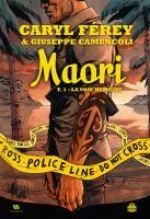 Maori T1 : La voie humaine (0), bd chez Ankama de Férey, Camuncoli, Richard, Landini