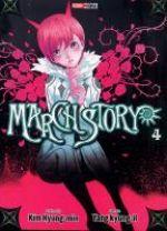 March Story T4, manga chez Panini Comics de Hyung-min, Kyung-il