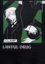 Lawful drug T3, manga chez Tonkam de
