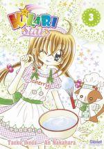 Kilari star T3, manga chez Glénat de Nakahara, Ikeda