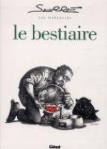 Serre T3 : Le bestiaire (0), bd chez Glénat de Serre