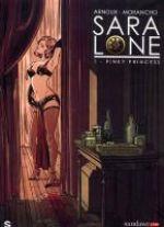 Sara Lone T1 : Pinky Princess (0), bd chez Sandawe de Arnoux, Morancho