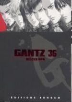 Gantz – 1e edition, T36, manga chez Tonkam de Oku
