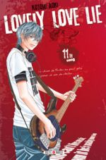 Lovely love lie T11, manga chez Soleil de Aoki