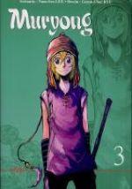 Muryong  T3, manga chez Booken Manga de Lee, Ryu