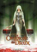 Le crépuscule des dieux – cycle 2, T8 : Le sang d'Odin (0), bd chez Soleil de Jarry, Djief, Héban