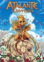 Atalante l'odyssée T1 : A la recherche de Ramses (0), bd chez Soleil de Crisse, Kissa