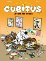 Les nouvelles aventures de Cubitus T9 : L'école des chiens (0), bd chez Le Lombard de Erroc, Rodrigue, Marcy