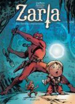 Zarla T5 : Les lueurs vénéneuses (0), bd chez Dupuis de Janssens, Guilhem, Cesano