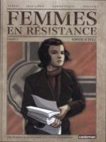 Femmes en résistance T2 : Sophie Scholl (0), bd chez Casterman de Polack, Hautière, Laboutique, Veber, Domnok