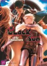 Black sun T1, manga chez Taïfu comics de Ogasawara
