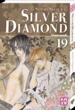 Silver diamond T19, manga chez Kazé manga de Sugiura