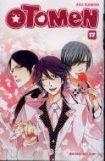 Otomen T17, manga chez Delcourt de Kanno