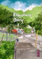 Kamakura diary T3, manga chez Kana de Yoshida