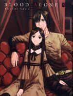 Blood Alone T9, manga chez Ki-oon de Takano