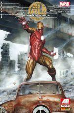 Age of Ultron T4, comics chez Panini Comics de Bendis, Pacheco, Peterson, Mounts, Villarubia, Granov