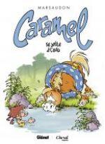 Caramel T2 : Caramel se jette à l'eau (0), bd chez Glénat de Marsaudon, Léonardo