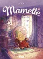 Mamette T6 : Les papillons (0), bd chez Glénat de Nob
