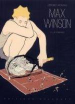 Max Winson T1 : La tyrannie (0), bd chez Delcourt de Moreau