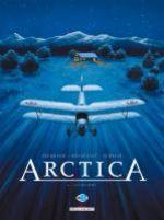 Arctica T6 : Les Fugitifs (0), bd chez Delcourt de Pecqueur, Kovačević, Schelle
