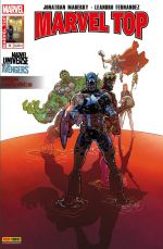 Marvel Top T12 : Marvel Universe vs. The Avengers (0), comics chez Panini Comics de Maberry, Fernandez, Loughridge, Kuder